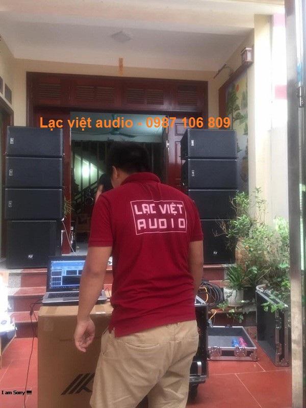 Hệ thống sử dụng các thiết bị chất lượng cao, cho âm thanh cực hay