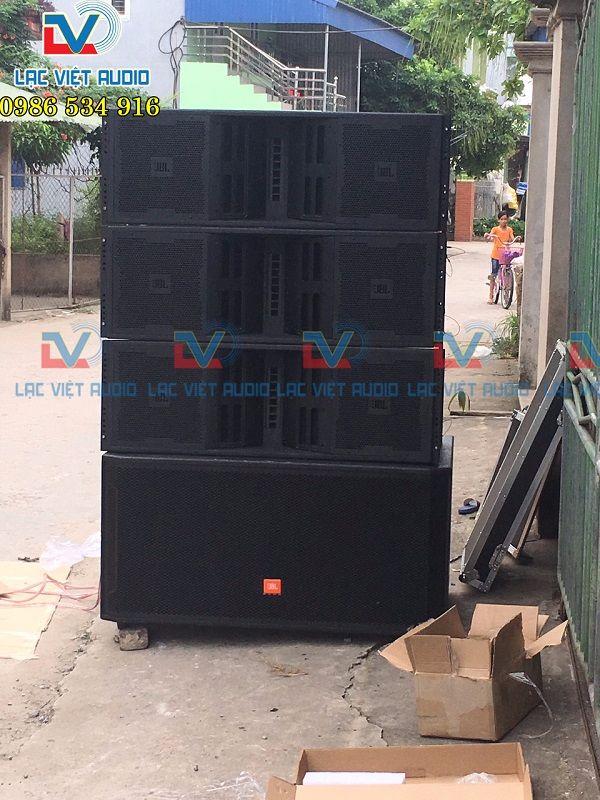 Loa Array JBL VT4888 được cung cấp cho khách hàng