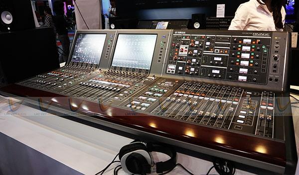 Dàn mixer cao cấp cho âm thanh chuyên nghiệp nhất