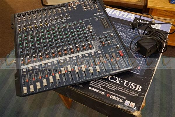 Mua mixer Yamaha MG166CX chính hãng giá ưu đãi