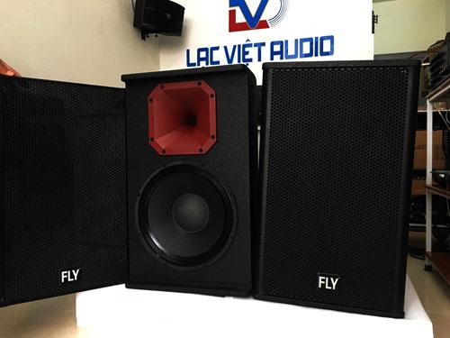 Đập hộp loa karaoke FLY KR1201