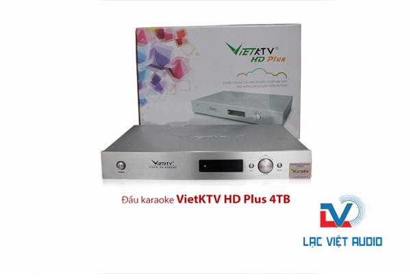 Đầu karaoke Việt KTV 4TB