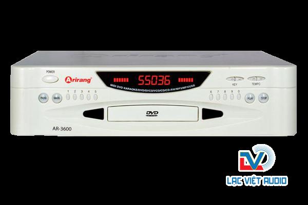 Đầu karaoke arirang AR 3600 chất lượng cao
