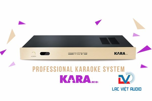 Đầu karaoke kara M10