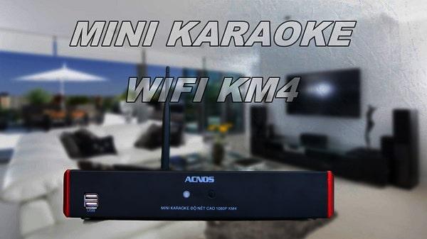 Đầu karaoke mini Wifi giá rẻ tại Lạc Việt Audio