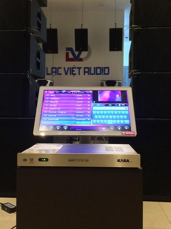 Đầu OKARA M10i - đầu karaoke ổ cứng thế hệ mới nhất