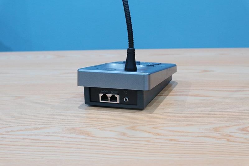 Đầu kết nối của micro chủ toạ Paso B2080-PG