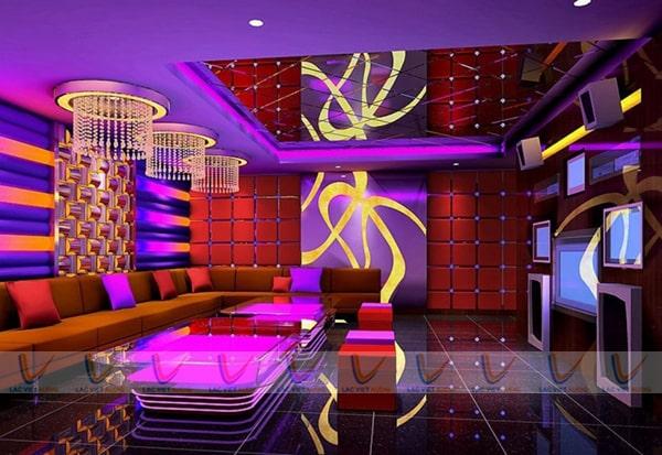 Đầu tư phòng karaoke hết bao nhiêu tiền?