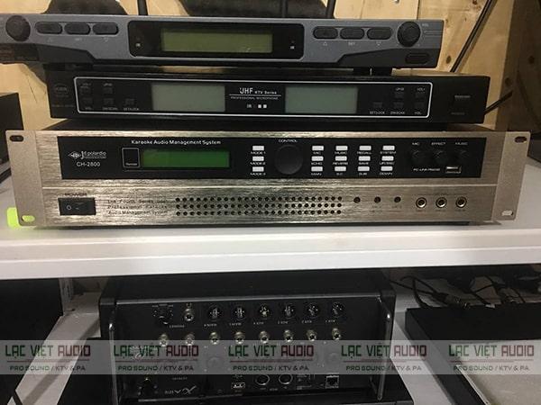 Mua đẩy liền vang JD chính hãng giá tốt tại Lạc Việt Audio