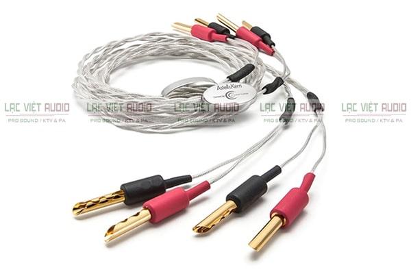 Chất lượng dây loa tốt hay không ảnh hưởng đến điện áp truyền tải và độ bền của loa