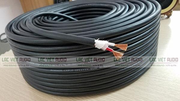 Dây loa giá rẻ những chất liệu dây dẫn kém chất lượng ảnh hưởng đến tuổi thọ và độ bền của loa