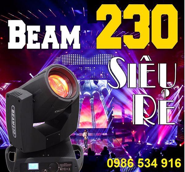 Các loại đèn sân khấu chất lượng, giá tốt nhất hiện nay