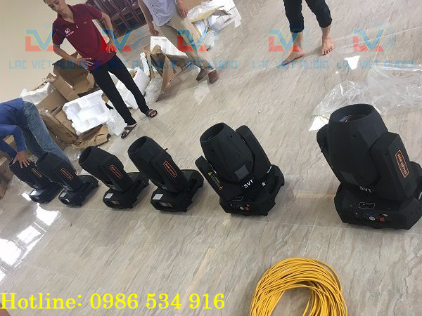 Đèn Beam 230 Công ty cổ phần âm thanh Lạc Việt cung cấp