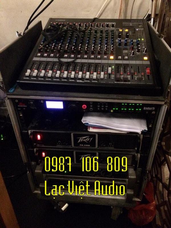 Tổng quan các thiết bị xử lý chất lượng cao của Lạc Việt Audio