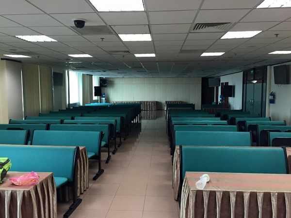 Dự án âm thanh hội trường cho tòa nhà Vietcombank
