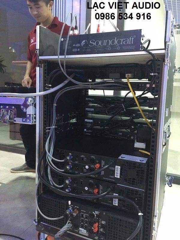 Tủ jack đựng các thiết bị cho dự án