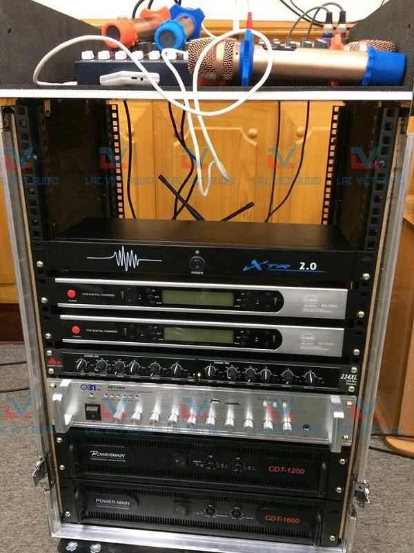 Bộ micro không dây KBS 5200