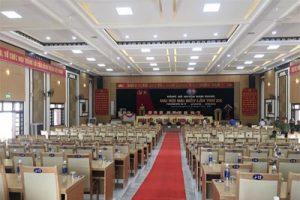 Dự án âm thanh cho đảng bộ Nam Giang