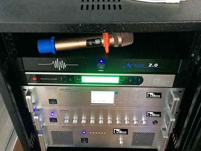 Hệ thống thiết bị điều khiển sử dụng hệ thống kết nối IP