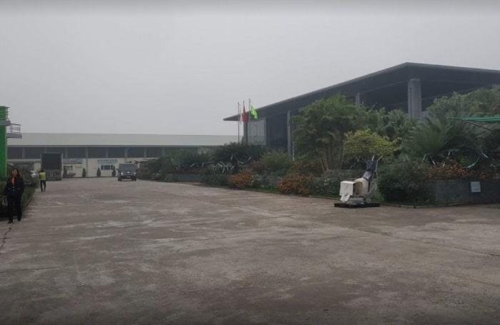 Công ty may thời trang thể thao Giao Thủy - Nam Định