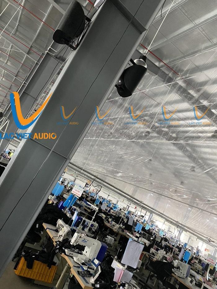 sản phẩm được Lạc Việt Audio cung cấp toàn bộ các hạng mục âm thanh