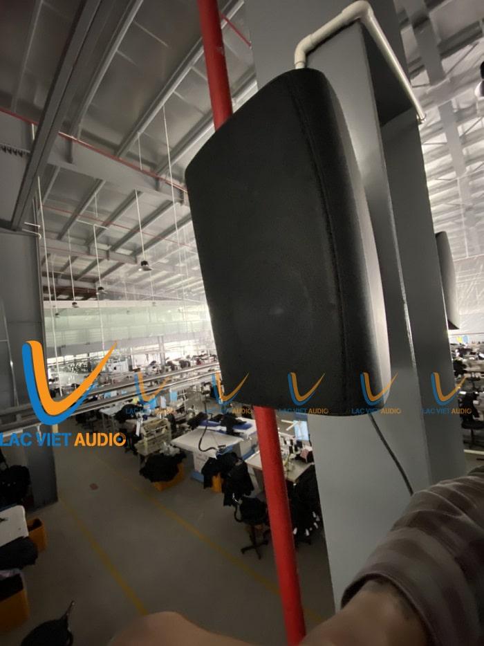 Hệ thống âm thanh phục vụ nhiều mục đích