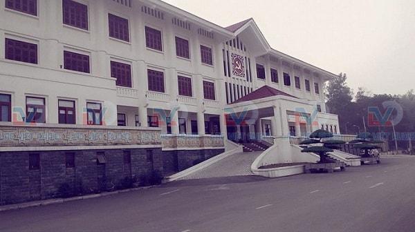 Trụ sở tỉnh ủy Yên Bái