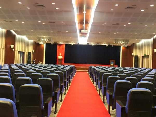 Cung cấp hệ thống âm thanh sân khấu cho hội trường tòa nhà Hamico