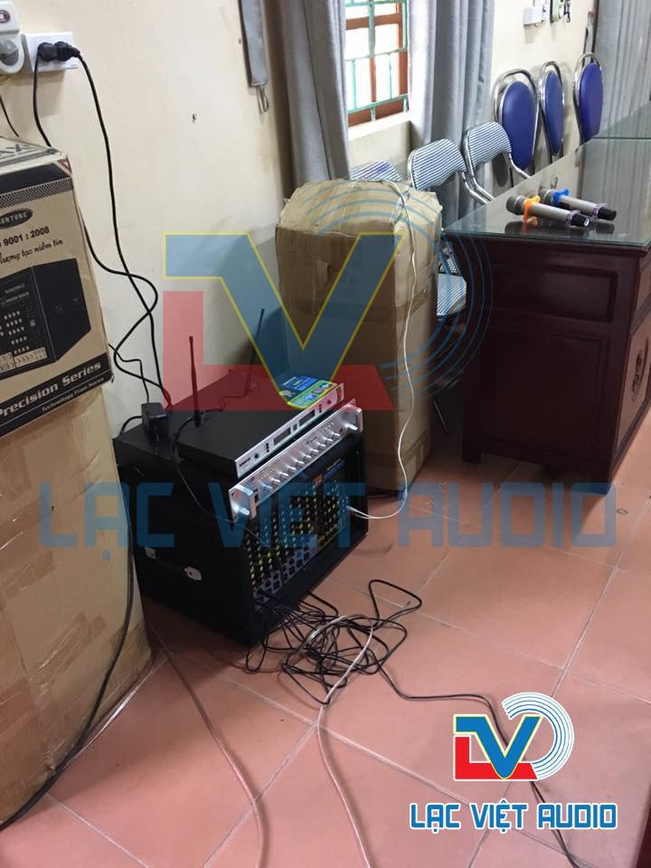 Hệ thống xử lý âm thanh chất lượng cao