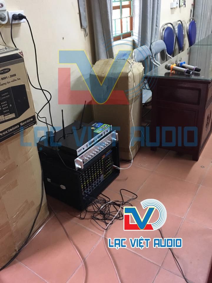 Hệ thống xử lý âm thanh trung tâm, hiện đại