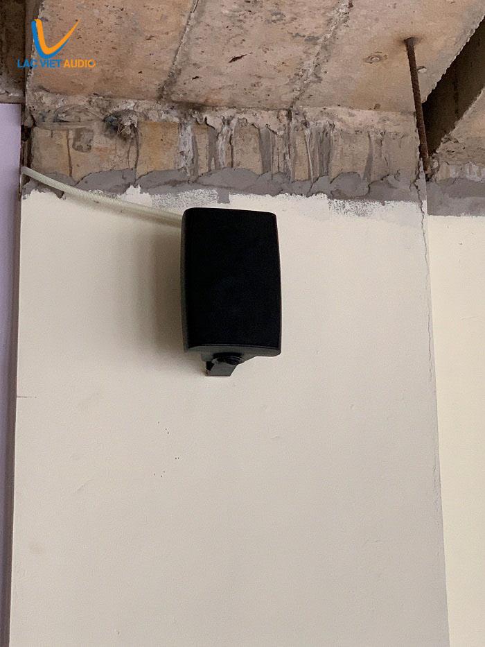 Loa hộp công suất 40W được sử dụng ở các vị trí có độ ồn cao