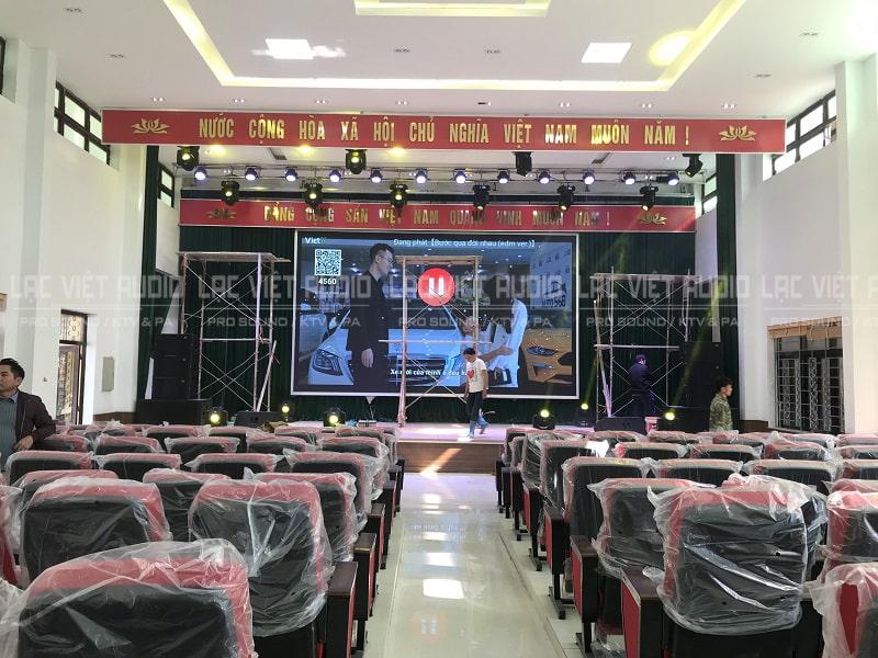 Khách hàng hoàn toàn hài lòng về chất lượng và thái độ phục vụ của Lạc Việt Audio