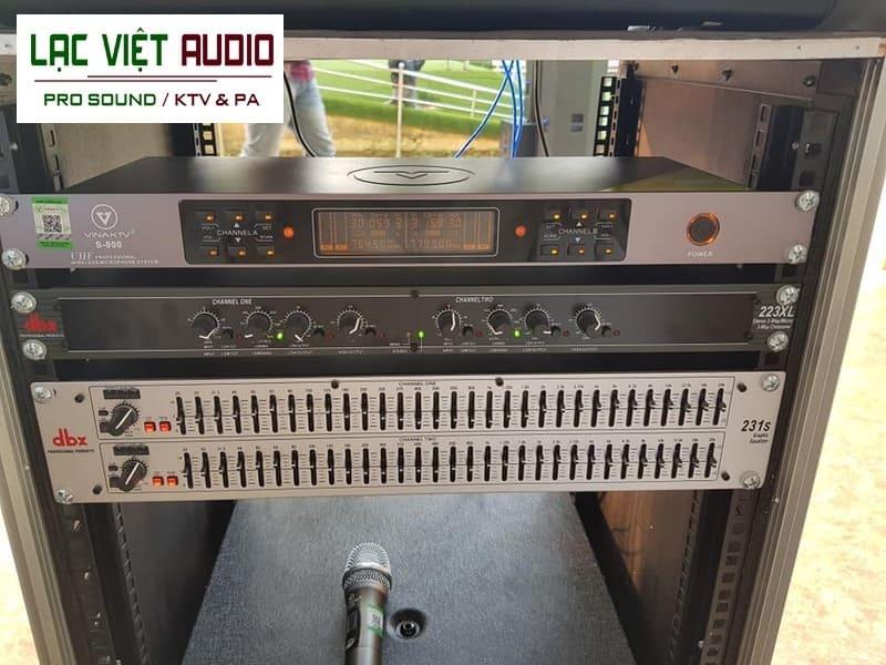 các thiết bị tinh chỉnh âm thanh