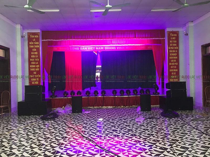 Dàn đèn sân khấu