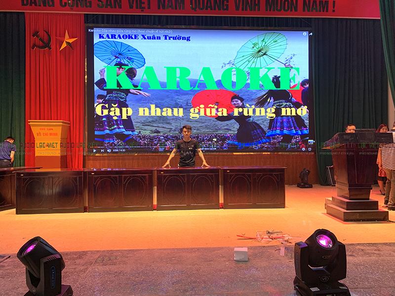 Âm thanh sân khấu ánh sáng huyện Bình Gia chuyên nghiệp