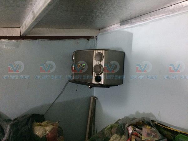 Một số sản phẩm loa karaoke bãi được Lạc Việt Audio chúng tôi lắp đặt