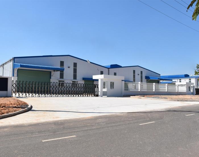 Nhà xưởng sản xuất khẩu trang Sonadezi