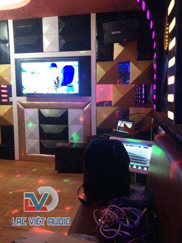 Loa karaoke BMB 450 MK II Bãi Malaysia