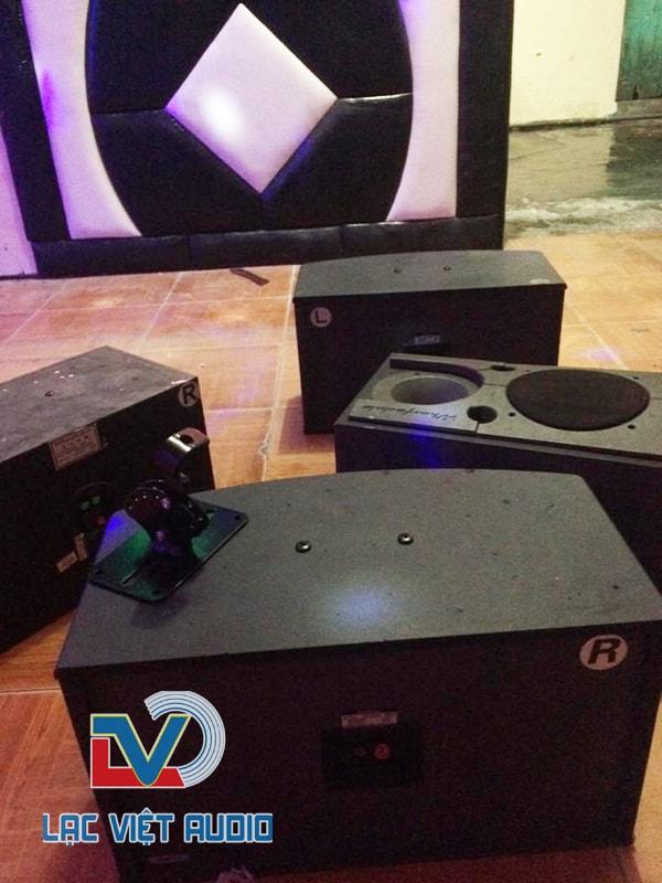 Loa lắp đặt cho phòng karaoke hàng rất chất lượng