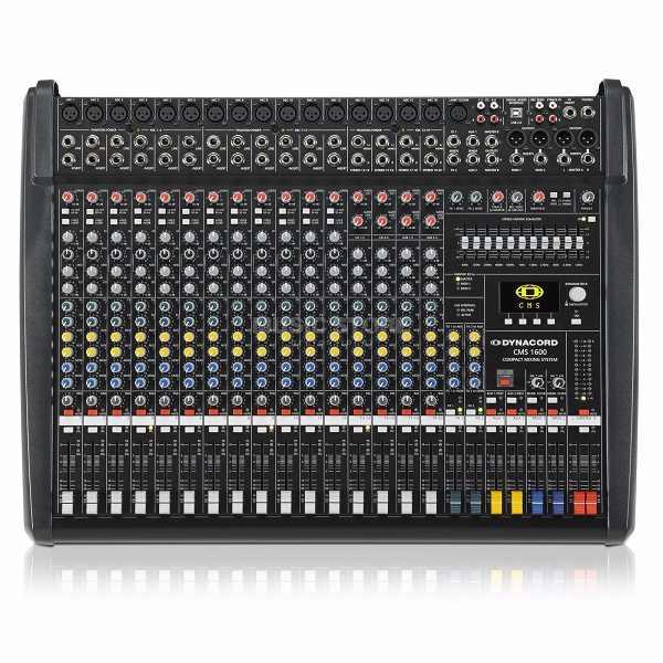 Bàn mixer Dynacord CMS1600