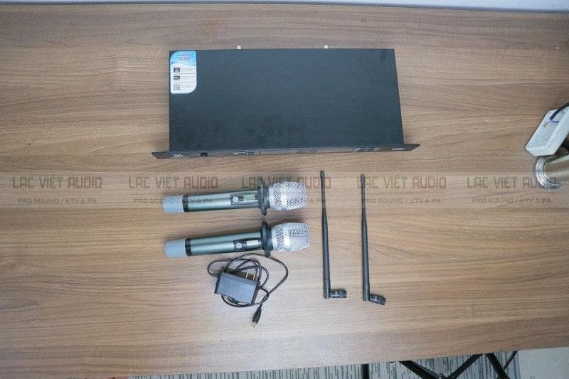Mua các sản phẩm micro không dây King chất lượng cao giá tốt tại Lạc Việt Audio