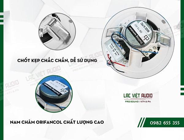 Loa âm trần không dây wifi DB TS 302: 1.300.000 VNĐ
