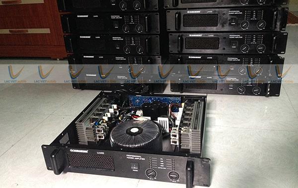 Mua thiết bị cục đẩy công suất giá rẻ chất lượng tại Lạc Việt Audio