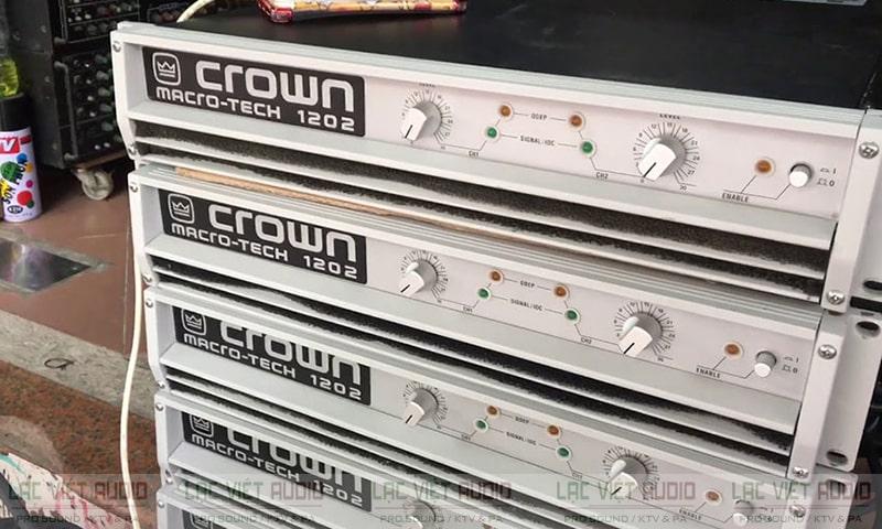 Giá cục đẩy Crown 3600 bãi phù hợp với điều kiện tài chính của đa số người dùng