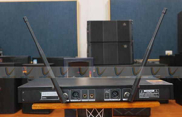 Hai râu bắt sóng tín hiệu của EUDAC SKM-200