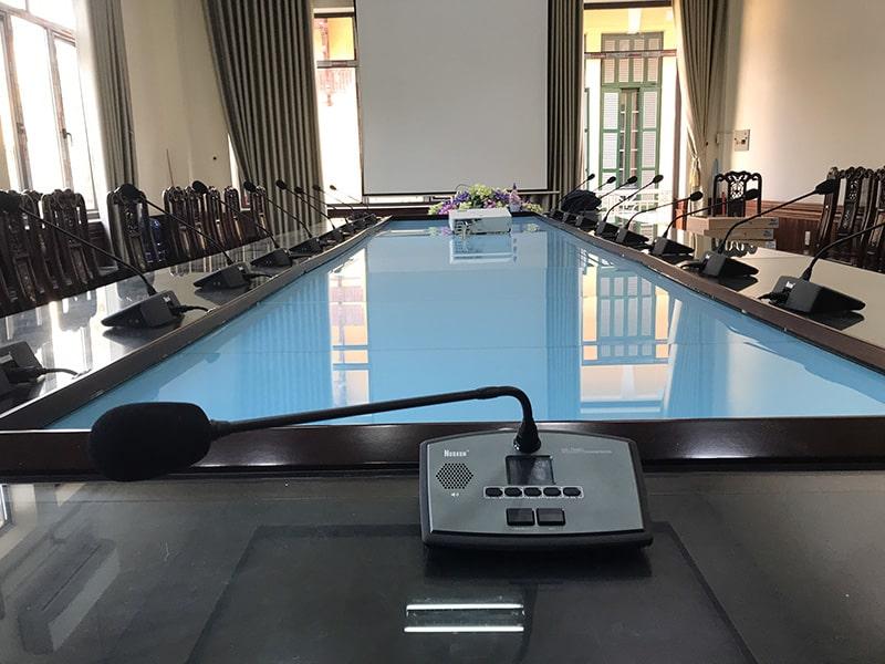 Hệ thống phòng họp của NUOXUN luôn cho chất lượng cao nhất