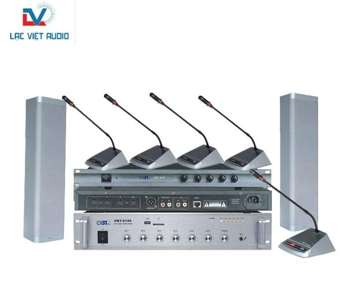 Hệ thống hội họp OBT-3000