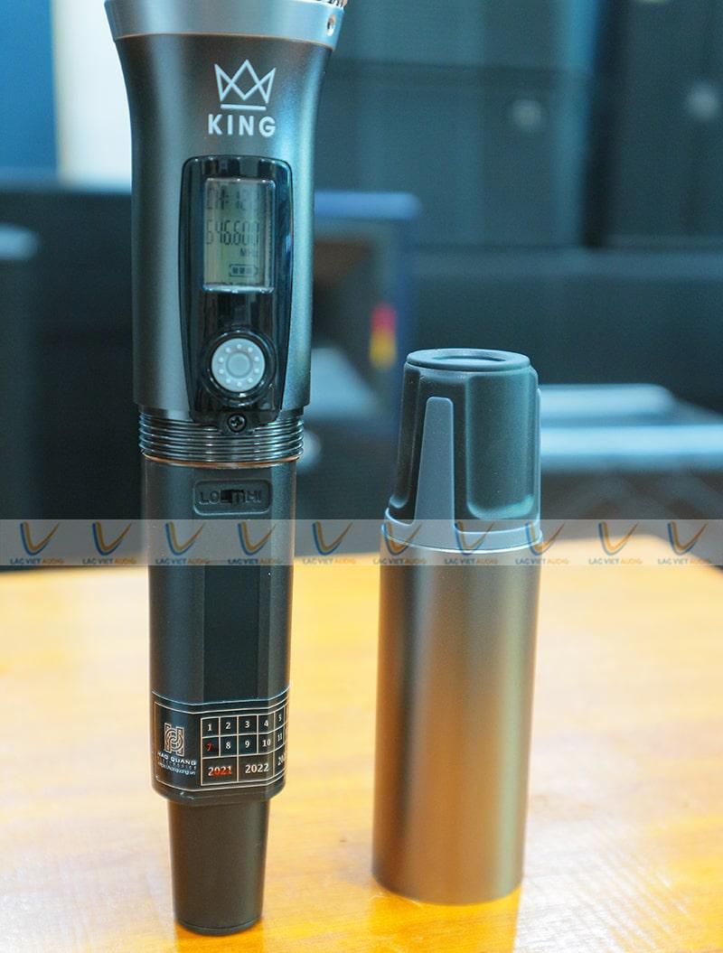 Hệ thống linh kiện của king ew-150 độc quyền