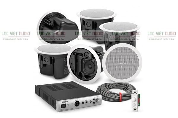 Hệ thống loa Bose âm trần