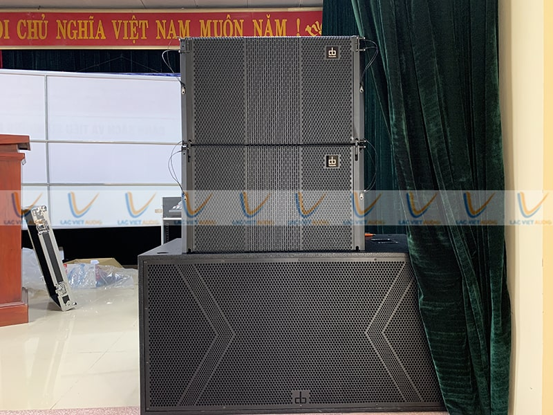 Hệ thống loa hội trường để lắp đặt cho Uỷ ban thôn Ân Phú